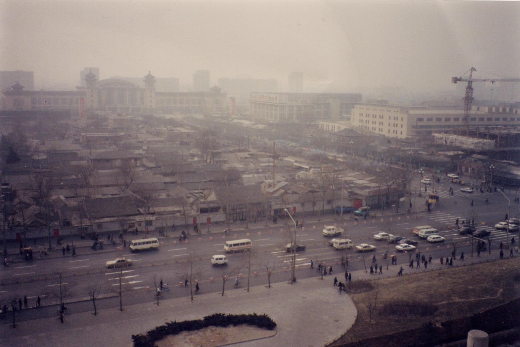 Kiinan Pääkaupunki